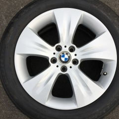 sada alu 19 orig. Bmw X5, 2x 285.45.19 a 2x 255.50.19 Continental Contact UHP SSR 5,5-6mm